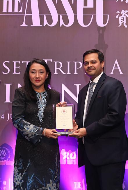 Company Award of PR company Malaysia, priority